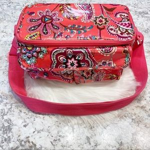 Vera Bradley Stay Cooler Insulated Call me Coral